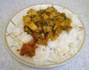 Curried Pork