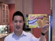 Eggo Wafflers Brown Sugar Cinnamon Roll Waffles Review