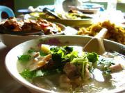Burmese Kho-Daong Mohntee Noodles