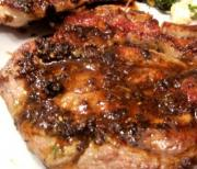 Lamb Chops In Spicy Sauce