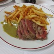 Single dish restaurants are serving dishes like steak and fries only.
