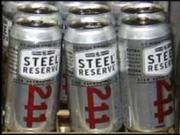 Steel Reserve 211 8.1 Beer Review