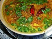 Homemade Tadke Wali Dal