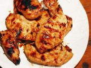 Chinese Chicken Barbecue