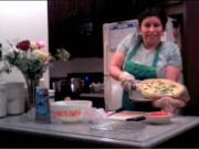 June the Homemaker - Quiche Edition