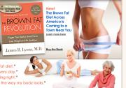 As per the brown fat revolution diet program, there are two types of body fat - yellow and brown!