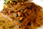 Tarragon Walnut Brown Butter Sauce