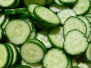 Cucumbers and zucchini may occasionally have a bitter taste.