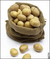 Tips on how to store potatoes