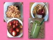 What I Eat In a Day Haul: Meatless Monday Earth Day