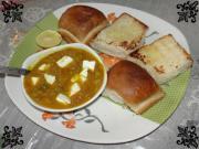 My Favorite Karva Chauth Dish- Pav Bhaji