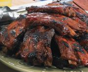 Tips for everyone to cook bbq ribs on a gas grill with delicious sauce