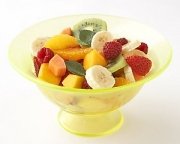 Fruit salad is a good dessert for diabetics