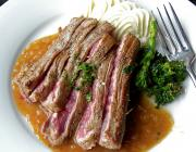 Shaker Flank Steak