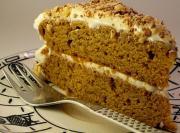 Microwave Pumpkin Spice Cake