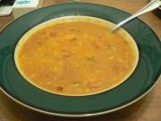 Sweet Corn and Chile Soup