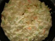 Pear And Grape Coleslaw