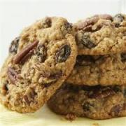 Low Fat Oat Cookies — Healthy Cookies