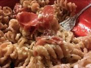 Ham and Rotini Casserole