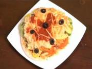 Vegetable Pizza - Tallest Pizza - Kids Enjoy