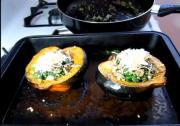 Healthy Stuffed Acorn Squash