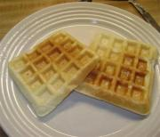 Soy Corn Waffles