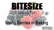 Tips To Use Berries