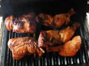 "Infrared Grilled Split Legs & Thighs from ""La Michoacana"""