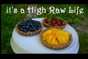 Perfect Raw Pie Crust