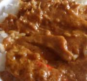 Peanut Soup with Smoked Fish - African Food