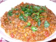 Health and Fiber Rich Lentil Risotto