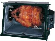 Turkey in the Showtime Pro Rotisserie Oven