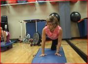4 Minutes Glutes Set plus Yoga