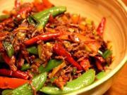 Szechuan Shredded Beef