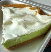 Frosted Daiquiri Pie