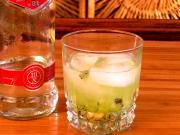 Kiwitini Cocktail