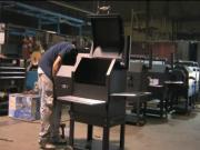 Yoder Smokers Fabrication Facility - YS640 YS480