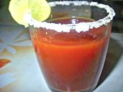 Tangy Spicy Mocktail - Virgin Mary