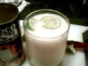 Banana-Coconut Pina Coladas