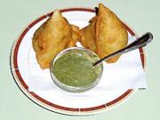 Samosa:The King of Indian snacks