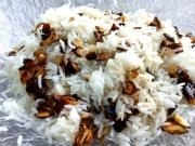 Toasted Almond Rice