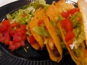 Betty's Beef and Cheese Tacos