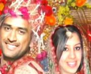 Dhoni Wedding