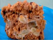 Apple Crumble Snack'n Cake