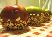 Caramel and Candied Apples