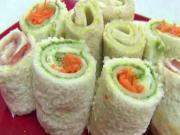 Sandwich Rollups - Kid's