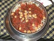 Koshari is one of popular Egyptian dishes