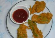 Spinach Fritter