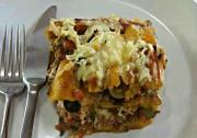 Pastelon - Plantain and Meat Casserole