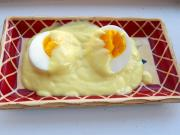 Eggs With Mustard Sauce